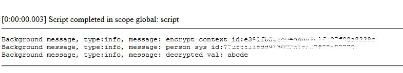 Servicenow – encrypt a field using encryption context – Web